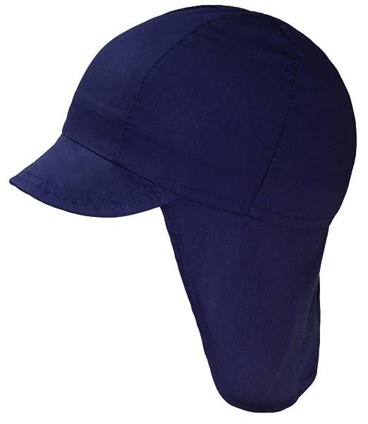 93e8995b2 EveryHead Fiebig Sombrero De La Protección Del Cuello Gorros Con Cintas  Unión Cabrito Casquillo Verano Bebé