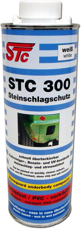 UBS Unterbodenschutz auf Kunststoffbasis STC 300 Steinschlagschutz 1 L nass in nass /überlackierbar hell//grau