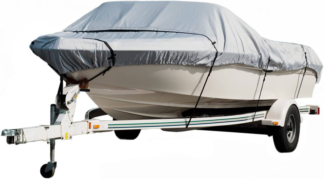 Komo Covers Trailerable Boat Cover with Storage Bag