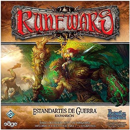 Runewars, Estandartes de Guerra, Juego de Mesa: Fantasy Flight Games: Amazon.es: Juguetes y juegos