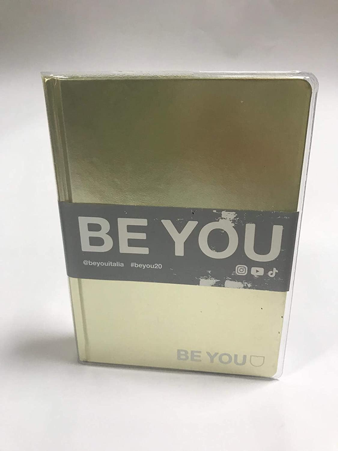 Be You - Agenda escolar estándar 2019 2020, color dorado ...