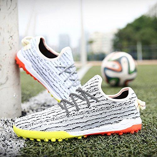 de Chaussures Homme Football XiXiDiy Bleu pour qwdICB5C
