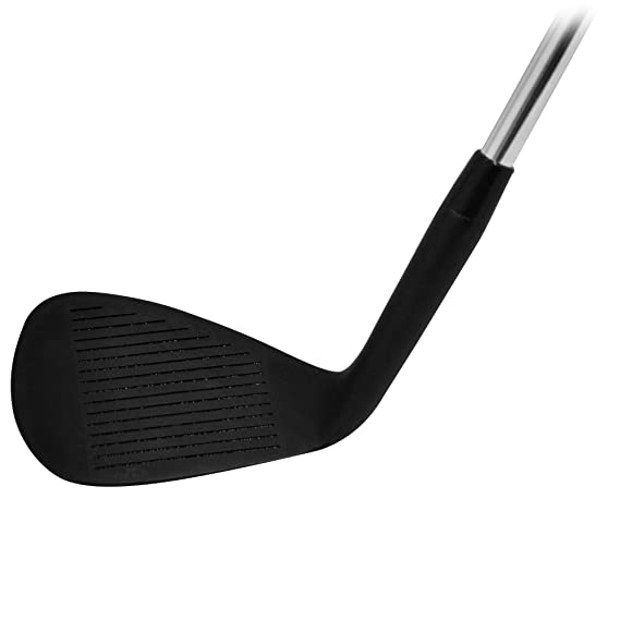 LONGRIDGE Unisex Spin deg 64 Tour Wedge, Negro