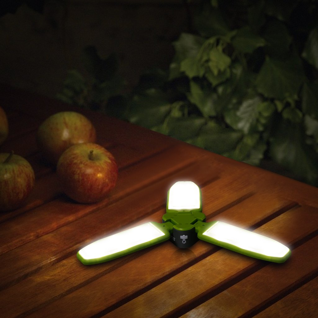 Solar Powered Lights For Camping