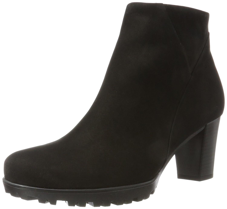 Gabor Shoes Comfort Sport, Botas para Mujer37 EU|Negro (47 Schwarz Micro)