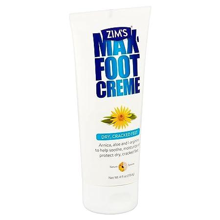 Zim s Max Foot Creme 4 oz, Pack of 4