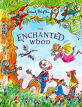 book cover of The Enchanted Wood