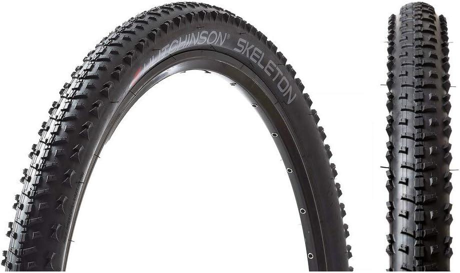 Hutchinson Unisex - Bicicleta Skeleton XC Adulto Negro 29