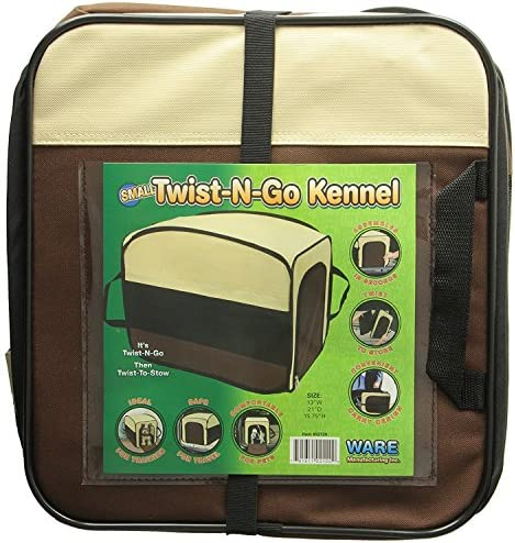Ware Manufacturing Small Twist-N-Go Dog Kennel