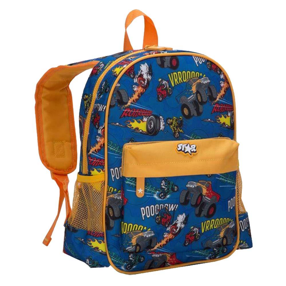 Star Kids Fun Graphic Backpack Rucksack Bag Size 35 x 25 x 9.5cm