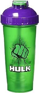 PerfectShaker Hero Series Shaker Cup, Hulk, 28 Ounce
