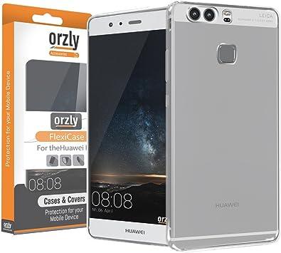 Orzly® - FlexiCase para Huawei P9 Plus Smartphone (2016 Version: Amazon.es: Electrónica