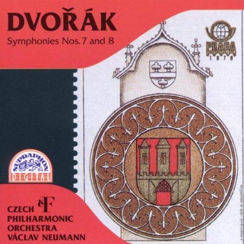Dvorak;Symphonies 7 & 8                                                                                                                                                                                                                                                    <span class=