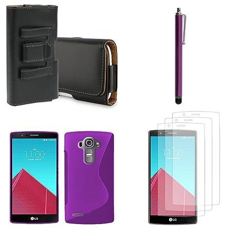 Vcomp® LG G4/G4 Dual-LTE/Dual-SIM/H815/H815TR/H812/H810/H811 ...