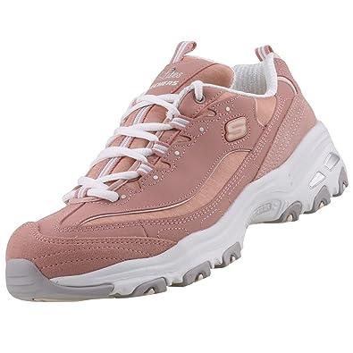 3a64123dccc9 Skechers - D´Lites Me Time Pink White