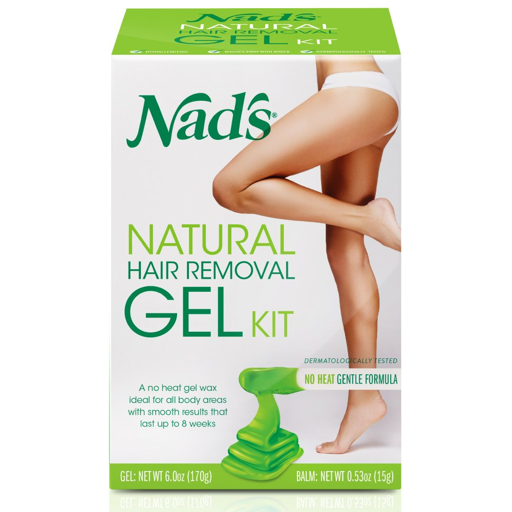 Nads Natural Hair Removal Gel Kit, 6 Ounce product image