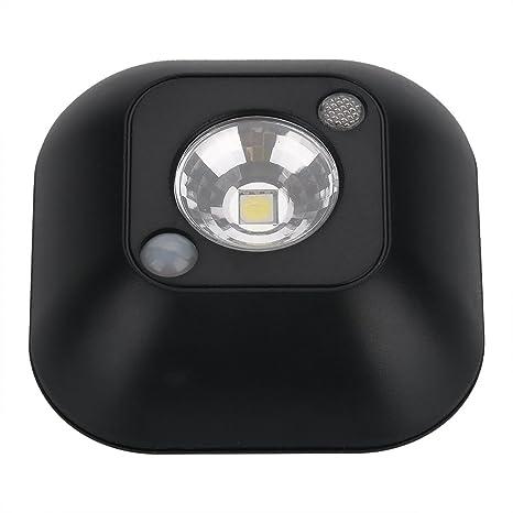 Lámpara de Mesa LED luz de sensor de movimiento inalámbrico, 360 grados luz de inducción