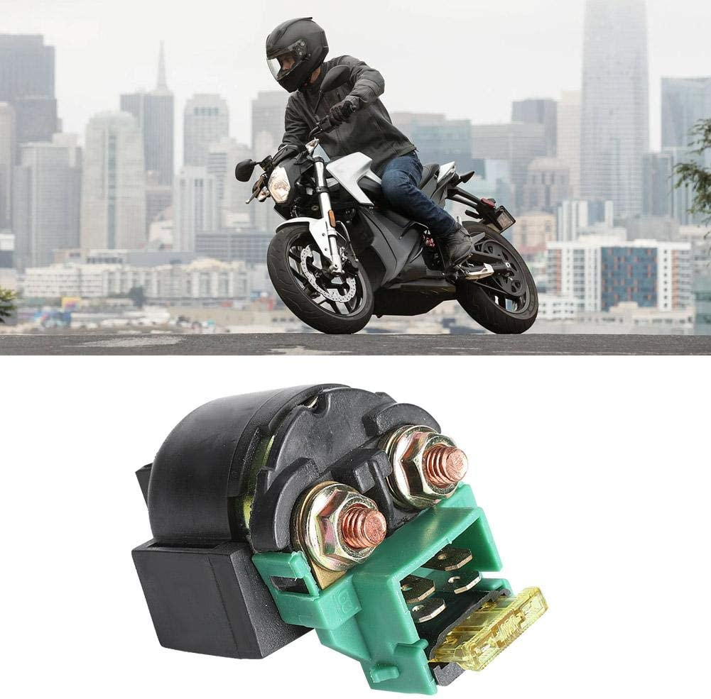 CF 250 remplacement de relais de d/émarrage de moto adapt/é pour GY6 CH250 CF 188 Relais de d/émarreur de moto de Suuonee CH125 ATV 250CC