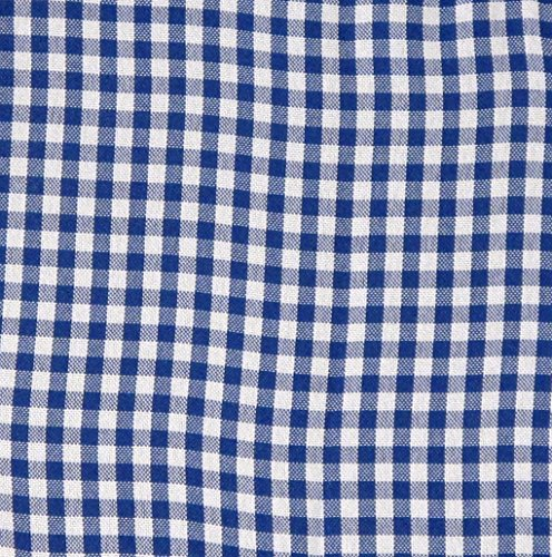 Gingham Pattern Cloth Liner - Navy by Redmon For Kids