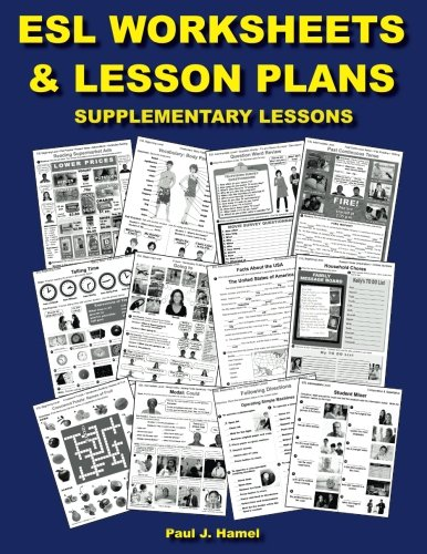 ESL Worksheets & Lesson Plans: Supplementary Lessons