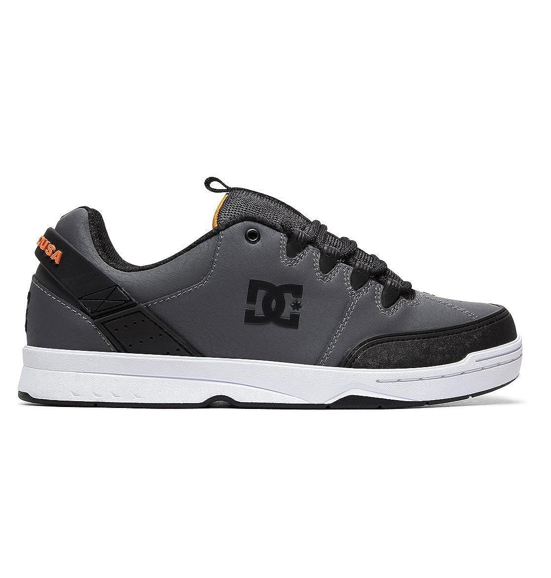gris negro negro DC zapatos Syntax - Zapaños para Hombre ADYS300290