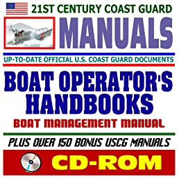 21st century u s coast guard uscg manuals boat operator s rh amazon com Roll Royce Manual FAA Systems Engineering Manual