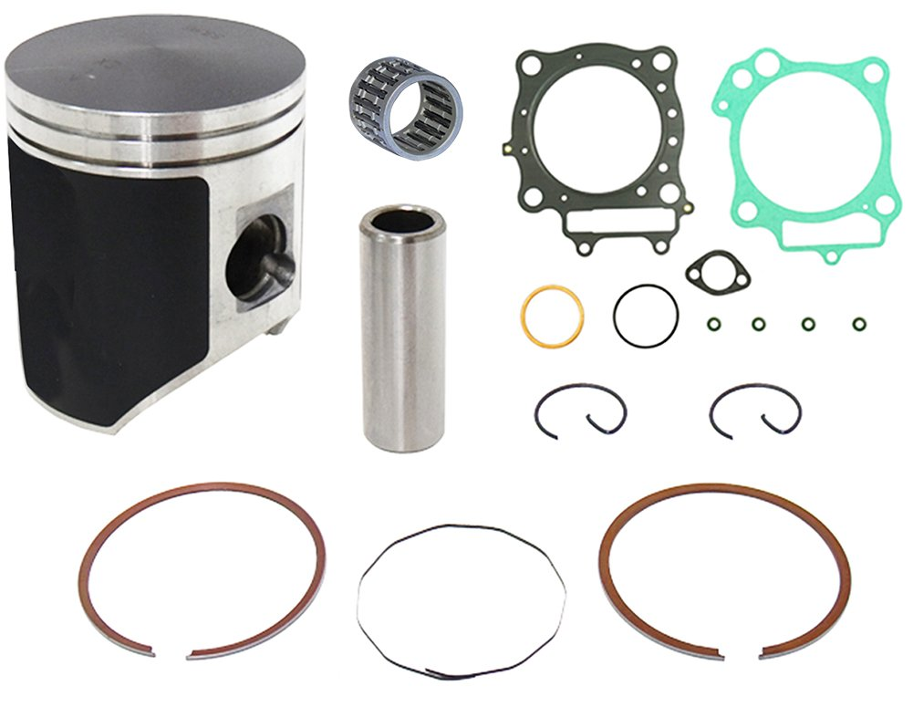 Outlaw Racing Piston Gasket Top End Rebuild Kit 39.96MM POLARIS PREDATOR 50 2004-2006