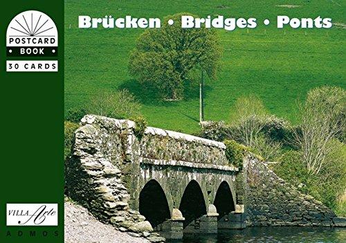 Brücken: Postkartenbuch