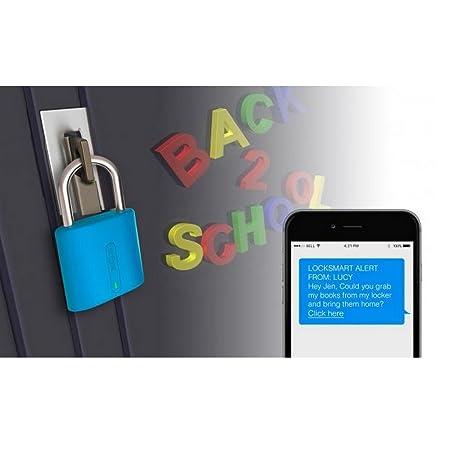 Dog /& Bone Lock Smart Mini Bluetooth schl/üsselloses Vorh/ängeschloss Sicherheit