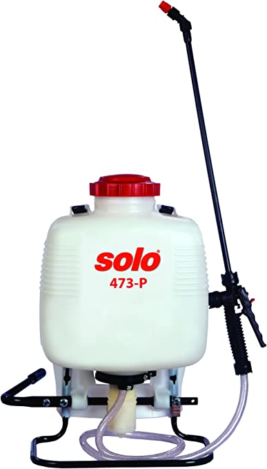 NEW SOLO MODEL 475 COMPRESSION BACKPACK FARM GARDEN SPRAYER NEW IN BOX USA MADE