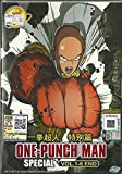 ONE-PUNCH MAN SPECIAL - COMPLETE OVA SERIES DVD BOX SET ( 1-6 EPISODES)