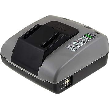 Powery Cargador de batería con USB para Würth Modelo 0700 ...