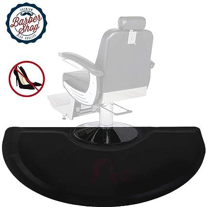 Marvelous Anti Fatigue Mat Salon Mats For Hair Stylist 3 Foot X 5 Foot Barber Shop Beauty Comfort Salon Chair Mat Floor Semi Circle 5 8 Inch 1 Interior Design Ideas Ghosoteloinfo