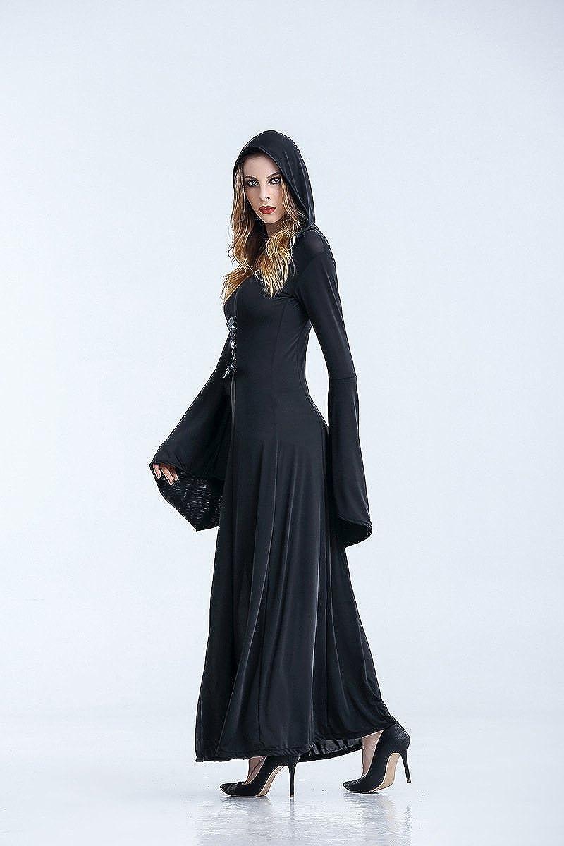 Amazon.com: Evil Vampire – Disfraz para Halloween Mujer ...