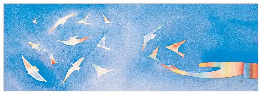 Multicolore Legno Artopweb Pannelli Decorativi Folon Peace Quadro 150x1.8x52 cm