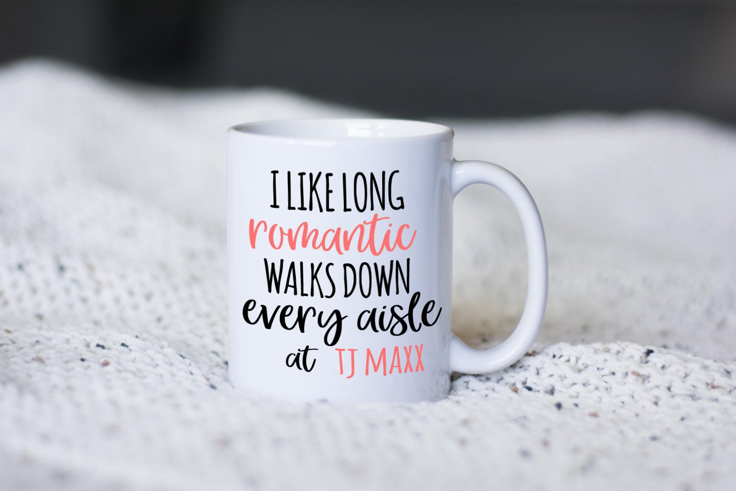 gifts for her gifts for bff gift for girlfriend gift shopping stocking stuffer funny coffee mug romantic walks through tj maxx 15oz 11oz