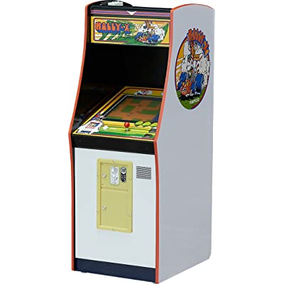 FREEing Namco Arcade Rally-X Machine Collection: Toys & Games