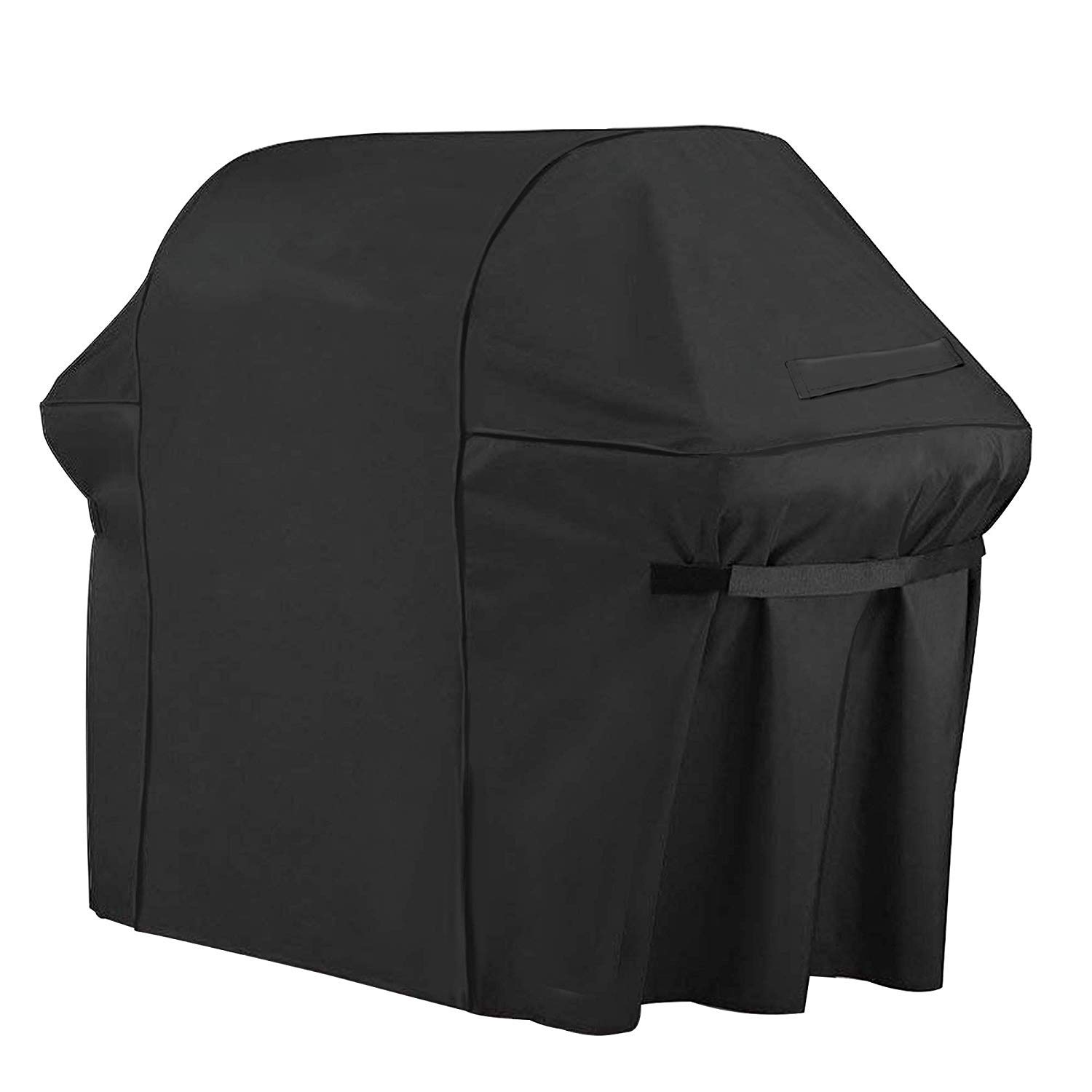 iCOVER Gas Grill Cover-58 inch 600D Canvas Waterproof Fade Resistant Heavy Duty Barbeque BBQ Grill Cover Sized for Weber,Char Broil,Holland, Jenn Air,Brinkmann.G21653.