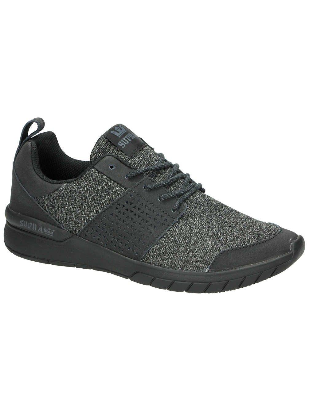 Supra Scissor - Zapatillas Hombre 41 EU|Black-black Venta de calzado deportivo de moda en línea