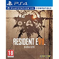 CAPCOM Resident Evil7: Steel Book Edt. [Playstation 4]