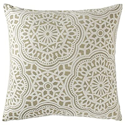 Stone & Beam Medallion Decorative Throw Pillow -  - living-room-soft-furnishings, living-room, decorative-pillows - 61 O2rZ7uJL. SS400  -