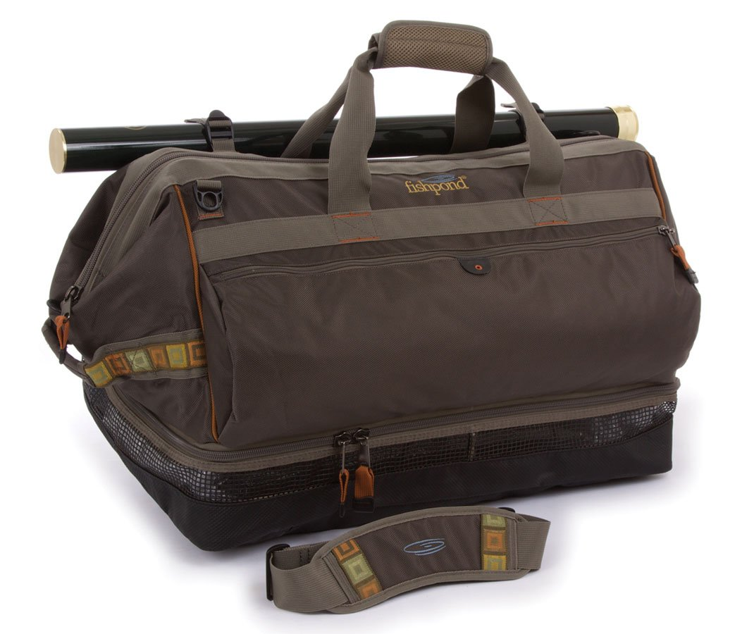 Fishpond Cimarron 24.5'' Wader/Duffel Bag and Backpack Stone