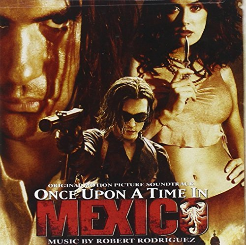 Once Upon a Time in Mexico by Various (2003-09-09)