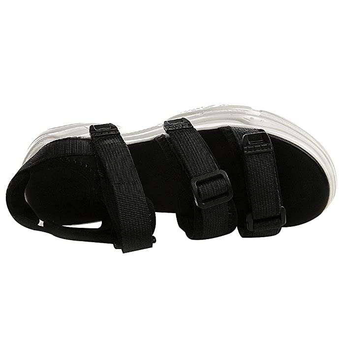 c76c2fe45e664 Amazon.com: anufer Girls Womens High Platform Casual Sport Sandals ...