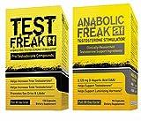 Best Anabolic Stacks - (1) PharmaFreak Test Freak - Testosterone Booster Review