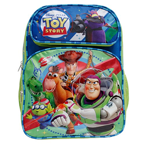 Disney-Pixar Boys Toy Story 3D 16 School Bag Backpack