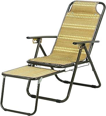 QIDI Deck Chair Foldable Metal 8847cm