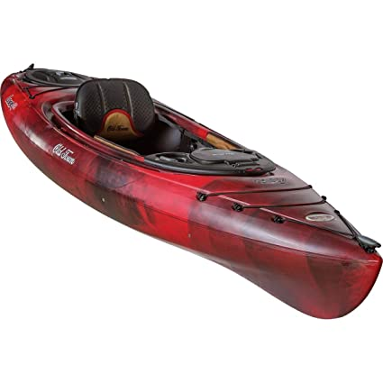 Amazon com : Old Town Loon 106 Recreational Kayak (Black