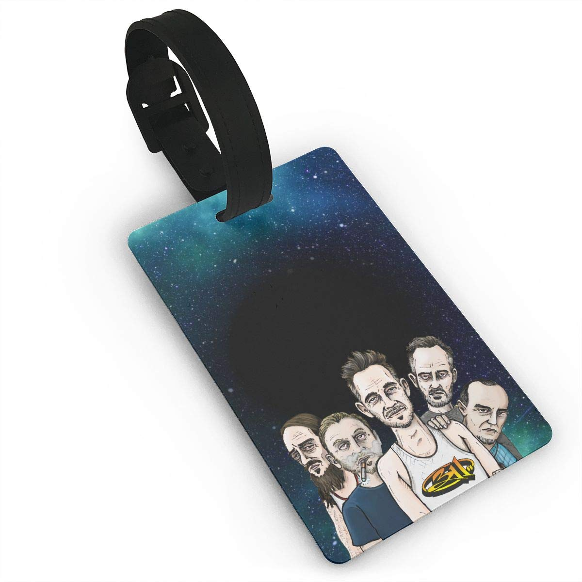 311 Band Travel Accessory Luggage ID Tag Suitcase Carry-on Baggage