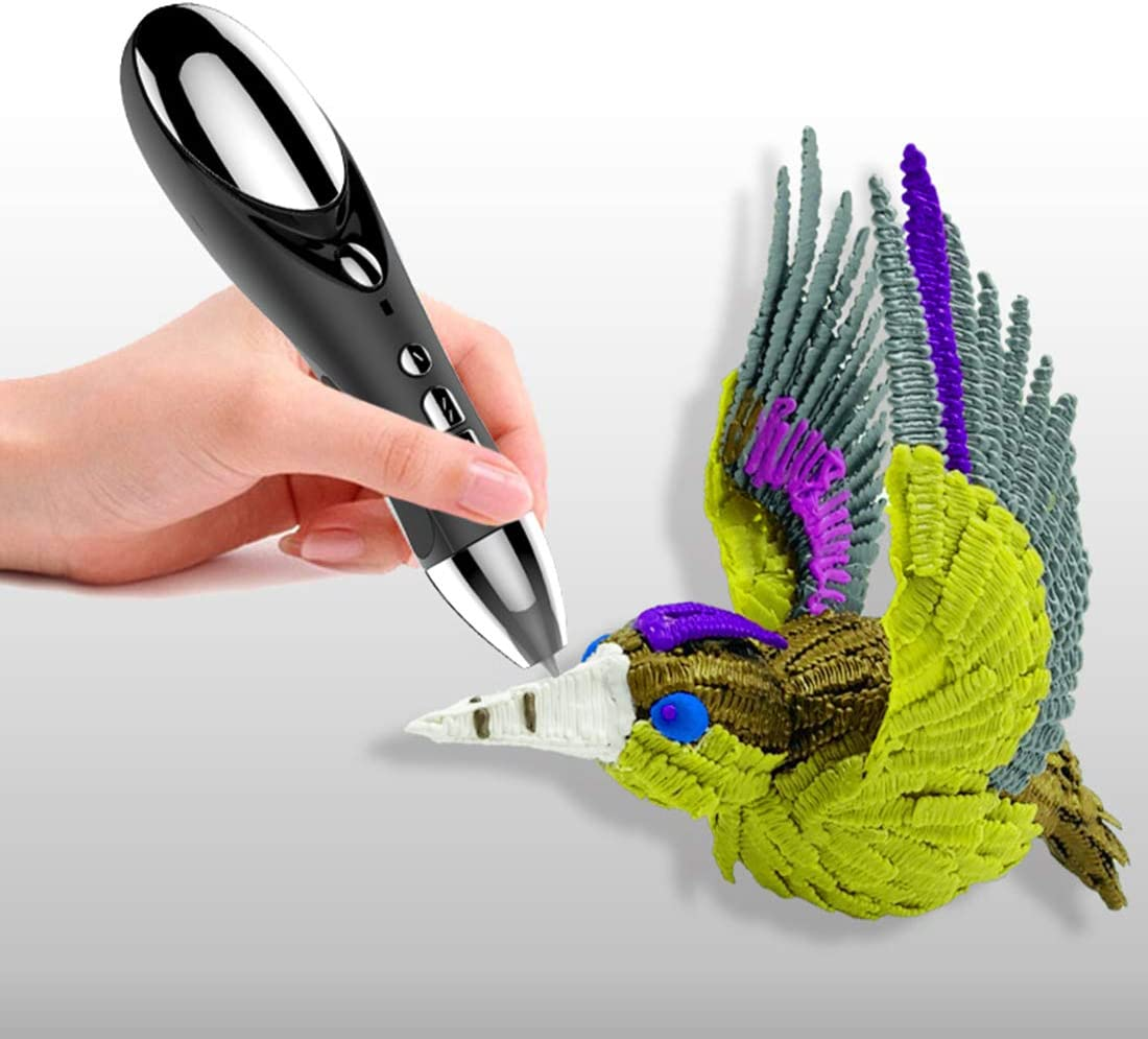 Yvsoo 3D Pen Pluma 3D Impresión 3D Printing Pen PLA Inteligente ...